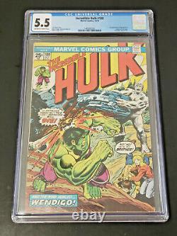 Giant Size X-Men 1 / X-Men 94 / Hulk 180 181 182 / True Believer Stan Lee CGC