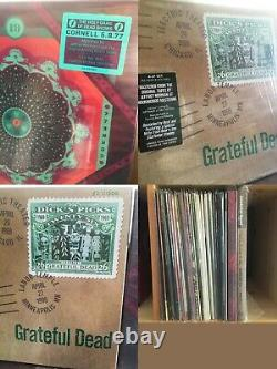 Grateful Dead Cornell'77 Buffalo 62 Lps 1cd Sealed Used Instant Collection