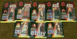HUGE COLLECTION 164 Star Wars Action Figures All NOC + Comtech Reader