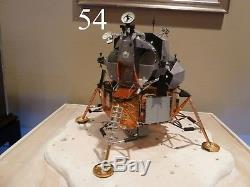 HUGE NASA Space Collection- Models, Prints, Autographs. Dioramas, Books, Videos