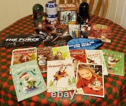 Hallmark Star Wars and Star Trek Collectibles LOT