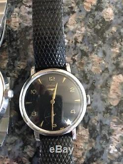High end watch collection lot, Vintage Movado, Wittnauer, Longines