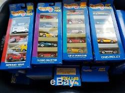 Hot Wheels only Vintage Collection Lot 18,000+ Over 200 Redlines, Cars & More