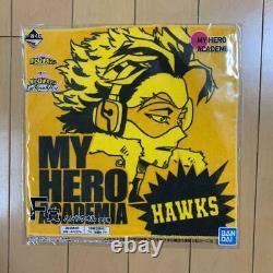 Ichiban Kuji My Hero Academia I'm Ready! Hawks Figure Prize D E F G 4Set Lottery