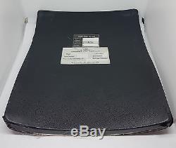 Job Lot Black Ares NIJIII Ballistic Plate Stab Vest Upgrade RF1 L3 SAPI B