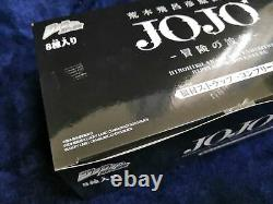 Jojo Exhibition Limited JoJo's Bizarre Adventure Netsuke Strap Complete Set of 8