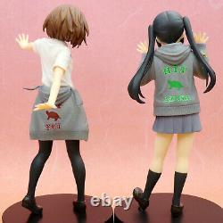 K-On! Keion Yui Tsumugi Azusa Mio Ritsu Complete Set Figure TV Anime 5th Anniv