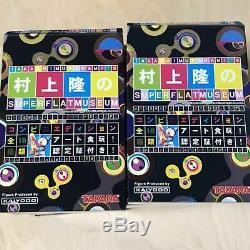 Kaiyodo TAKASHI MURAKAMI Superflat Museum convenience store Edition Figure 10set