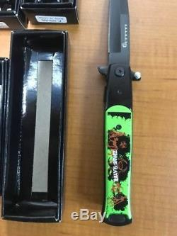 LED Display WHOLESALE POCKET KNIVES Folding Blade LOT SALE