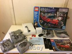 LEGO Harry Potter Hogwarts Express Collection 10132 Motorized & 4841-Train NIOB