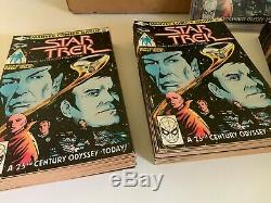 LOT OF 505! Star Trek #1 First Issue (4/80 Marvel) Comic Book Collection CGC 9.8