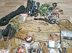 Large Lot Misc Combat Military Gear Loadout CAG Seal PJ DEVGRU Ranger Assault I