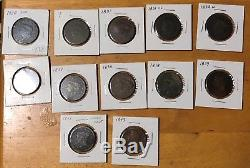 Large personal coin collection for sale. Too much to list all. 12,000+ coins
