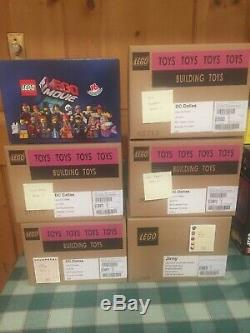 Lego Minifigure Collection Each and Every Series (1-18) and All Special Editio