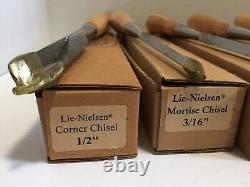 Lie-Nielsen Chisels
