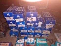Lot of 100+ NOS Ignition Parts Restoration Hardware Mopar Autolite In Boxes More