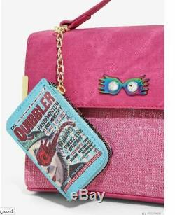 Luna Lovegood Loungfly Bag & Wallet BL Exclusive In Store Only! Final Markdown