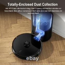 Lydsto R1 Sweeping Mopping Robot Vacuum Cleaner LDS 2700Pa Dusty Collection US