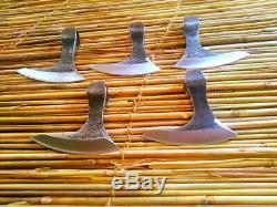 MDM Antique Style Axe Head Tomahawk Viking Axe Vintage Combat Axe hatchet l