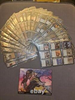 MTG Magic The Gathering Tempest Complete Set Plus Extras