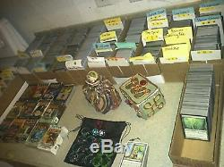 Magic Card Collection 10000 Cards Includes Foils, Rares, Uncommons