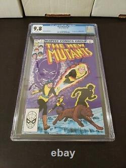 Marvel Graphic Novel #4 CGC 9.6 WH 1st Print / New Mutants #1 CGC 9.8 WH + Bonus