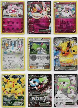 Masterset- Pokemon Karten Sammlung Generationen 2016 Komplett -Deutsch- Mint
