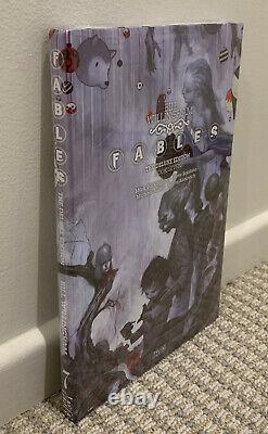 NEW Fables Deluxe Edition COMPLETE VOLS 1-15 +Sealed Vol 7 SEVEN Bill Willingham