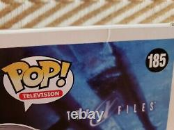 NEW In Box! Funko Pop LOT! THE X-FILES Mulder, Scully, Smoking Man & Alien HTF