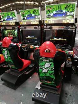 Namco Wangan Midnight Maximum Tune 3 DX+ Game Arcade Cabinets Wholesale