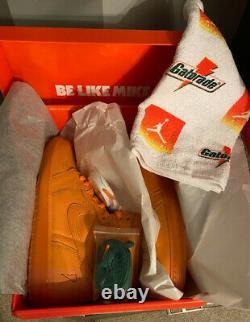Nike Air Jordan Gatorade LIKE MIKE Retro Collection 1 & 6 Size 11 NIB SUEDE Lot