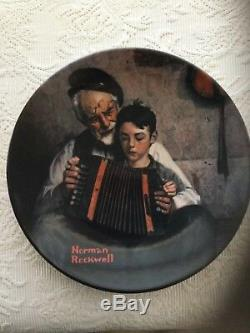 Norman Rockwell Heritage Series1982-2014