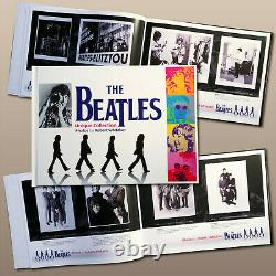 ORIGINAL BEATLES PHOTOS by ROBERT WHITAKER LARGEST PRIVATE COLLECTION