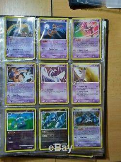 Old Pokemon wotc card collection