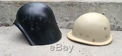 Original Iraqi Saddam Fedayeen Helmet Operation Iraqi Desert Storm Bring Back