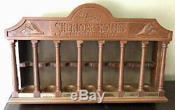 Original Peterson SHerlock Holmes Seven Day Set. RARE