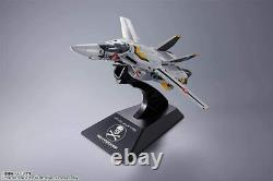 PSL BANDAI DX Chogokin First Limited Edition VF-1S Valkyrie Roy Focker MacrJapan