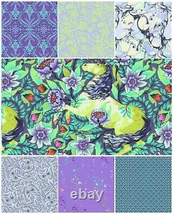 Pinkerville by Tula Pink 21 half yard bundle Full collection