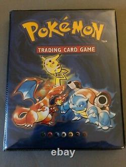 Pokemon Card Collection Rare, Holo, Charizard, Blastoise WTOC NM-Mint