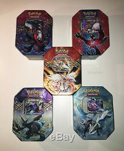 Pokemon TCG 1,900+ Card Collection EX, Holos, Promos, Rare Stars, Tins 1995-2016