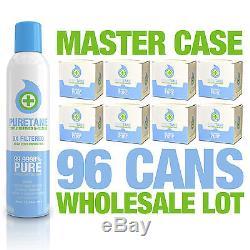 Puretane N-Butane Master Case (96 cans) Food Grade Butane