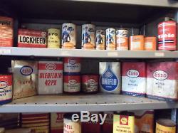 Riesen Konvolut Öldosensammlung Dosen Öl Öldose Ölkänchen Fettspritze 250 Teile