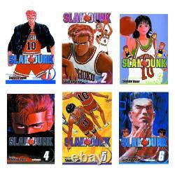 SLAM DUNK Takehiko Inoue Manga English Comic Volume 1-31 Complete Set Expedite