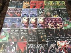 SOMETHING IS KILLING THE CHILDREN 1 2 3 4 5 6 7-9 1st 2nd 4th Print Variant Lot