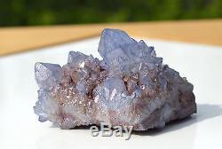 SPECIAL $ Tanzine Aura Spirit Quartz 1 Lot 8 Clusters