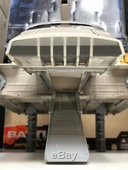 STAR WARS Saga Collection Imperial Shuttle & Empire LOT Build your Empire HERE
