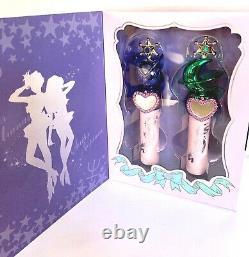 Sailor Moon Twin Lipcream Rod Uranus Neptune Lipstick Miracle Romance Rare