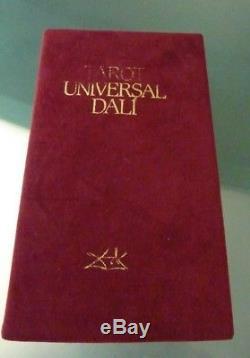 Salvador Dali Tarot Cards Tarot Universal Fortune Telling Playing Cards Game