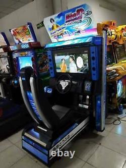 Sega Initial D Arcade Stage 5 Arcade Game Cabinet Wholesale