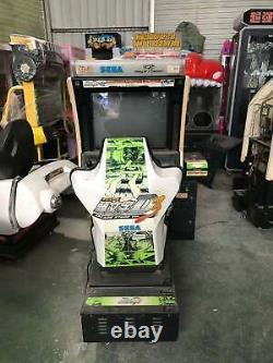 Sega Initial D Version 3 Arcade Game Arcade Cabinets Wholesale